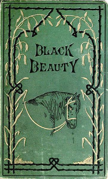 black beauty, book