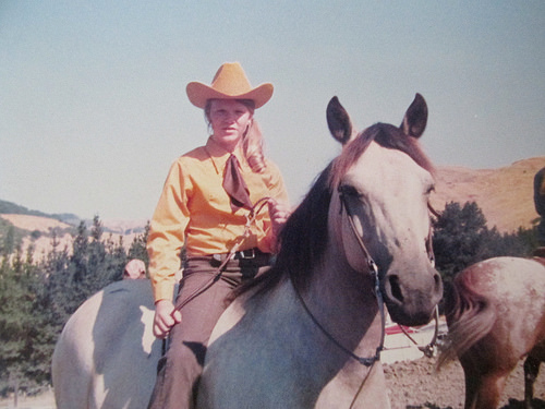 Nancy Brown, equestrian travel expert
