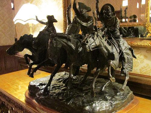 """Remington"" cowboys"