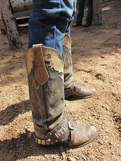 """""""Hugh Trabandt"""" boots"""