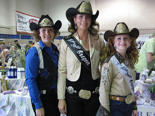 """miss rodeo queen"" oregon"