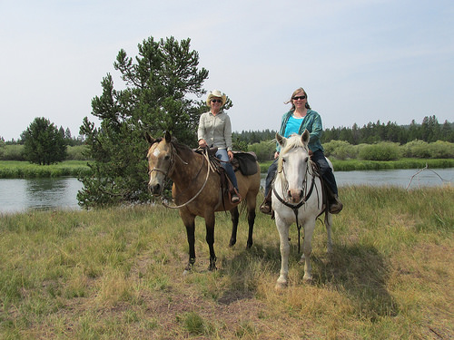 "horseback riding ""central Oregon"""