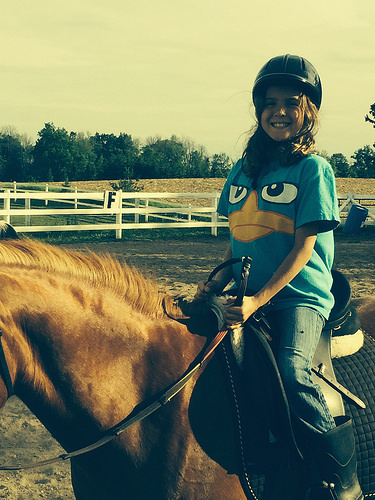 """Sari Therapeutic Riding"" horseback"