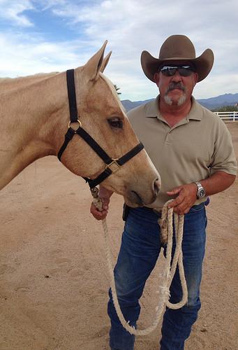 """Rocco Wachman"", Scottsdale, ""Arizona Cowboy College"""