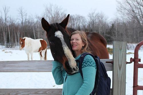 Nancy Brown, horse, Wisconsin