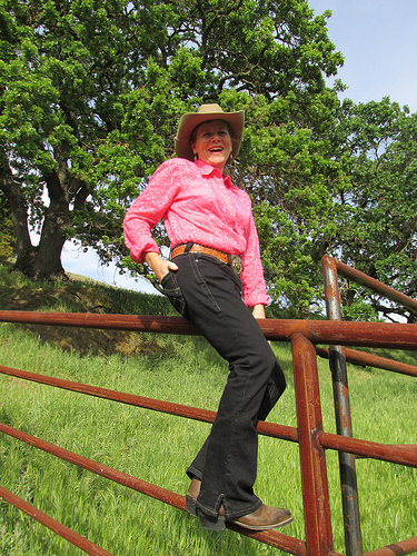 cowgirl, Nancy D. Brown