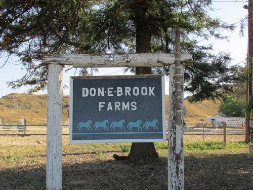Don E Brook Farms, Santa Clarita, California
