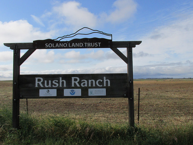 Rush Ranch, Solano County, California