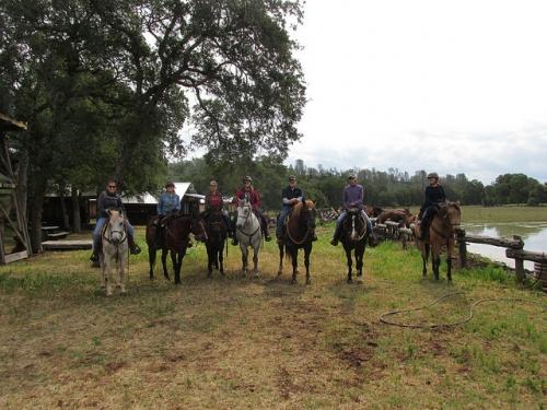 horseback riding vacation, Wild Horse Sanctuary