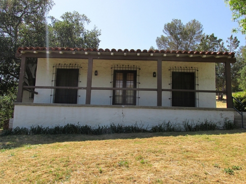 William S. Hart Museum, Hart Museum Bunk House, Newhall, California