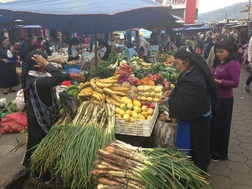 Otavalo Marketplace