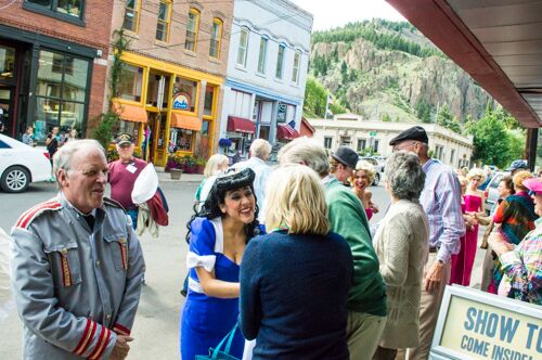 guys and dolls, creede repertory theatre, colorado