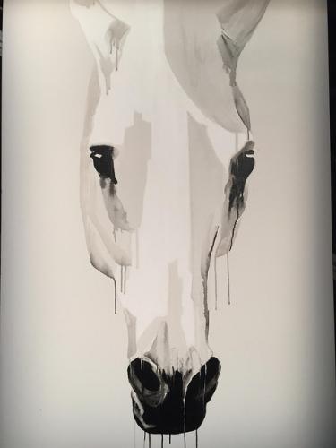 brigitte lafleur, horse, art, cavalia, odysseo