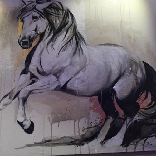 Elise Genest, Hilandero, horse, odysseo, cavalia