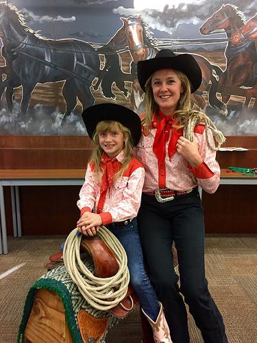 christy lewis, santa clarita cowboy festival