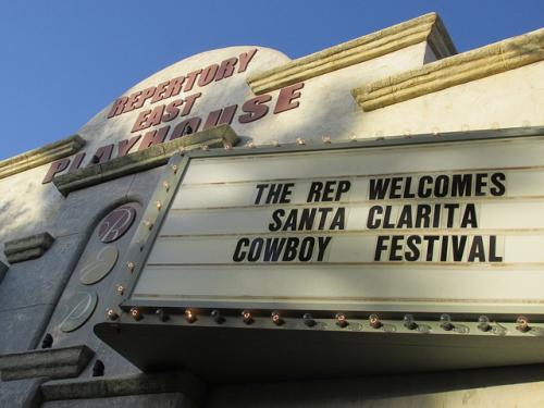 santa clarita cowboy festival, western walk of stars