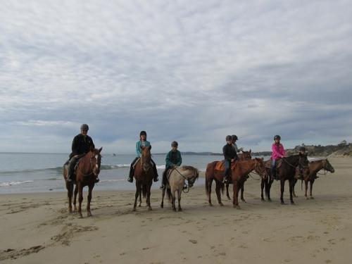 santa barbara beach horseback rides, horseback riding, santa barbara