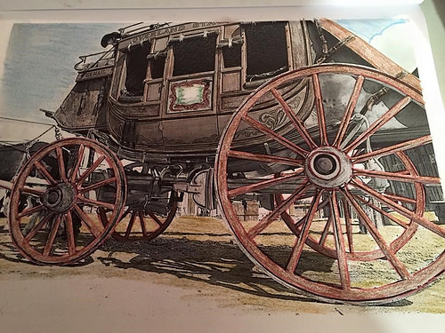 stagecoach, paso robles, california