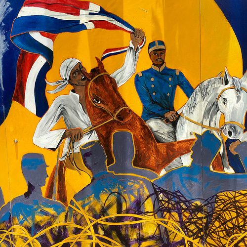 gregory luperon, general luperon, puerto plata, dominican republic, mural, museum