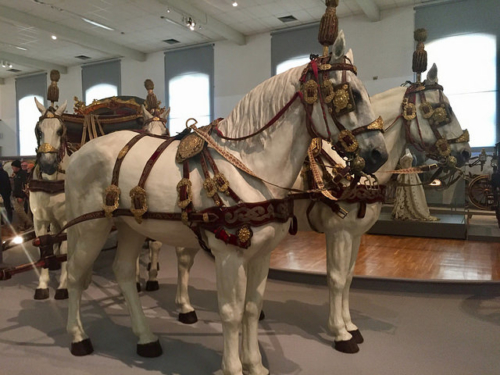 imperial carriage museum, horse, horses, schonbrunn palace, vienna, austria