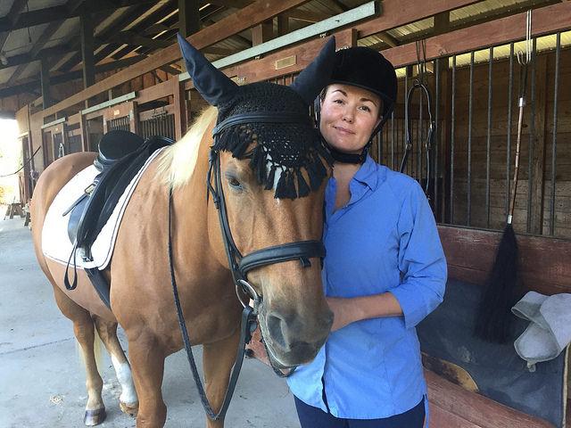 katherine thomas, sea horse aiken, horseback riding, aiken, south carolina