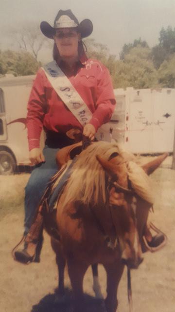 christine shepherd, horse, pony, cowgirl,
